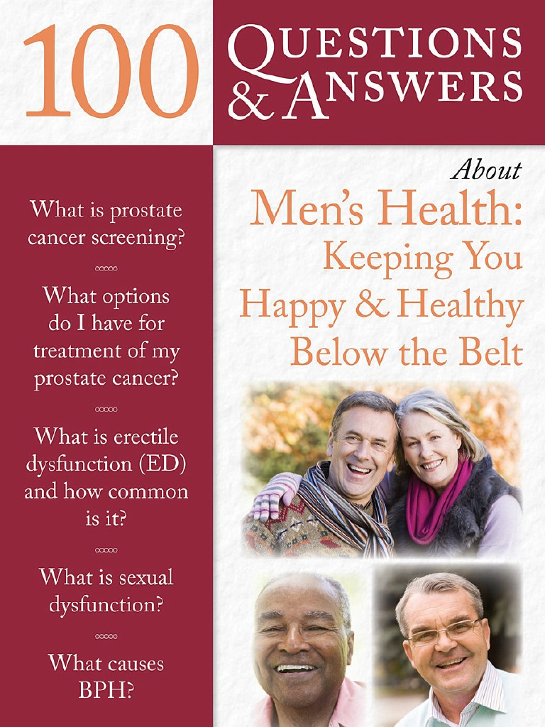 100 Questions and Answers About Mens Health