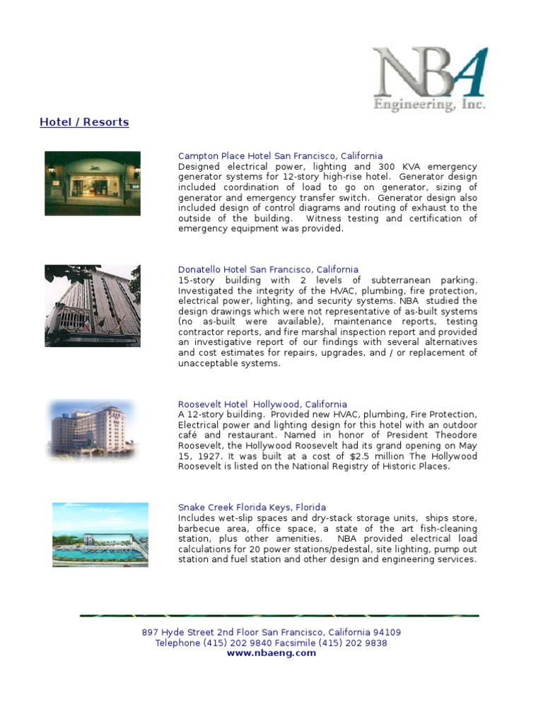 Download Cn001mcdaniel Standard Form Of Hotel Management Agreement