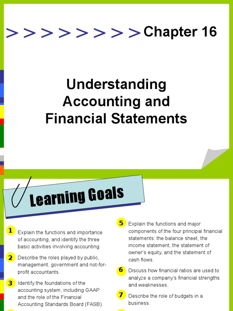 accounting ( financial statement calculations and analysis.) Financial accounting is an accounting system that captures the records of financial information about the business to show the correct financial position of the company at a particular financial statements are reported at the end of the accounting period, which is normally 1 year profit analysis.