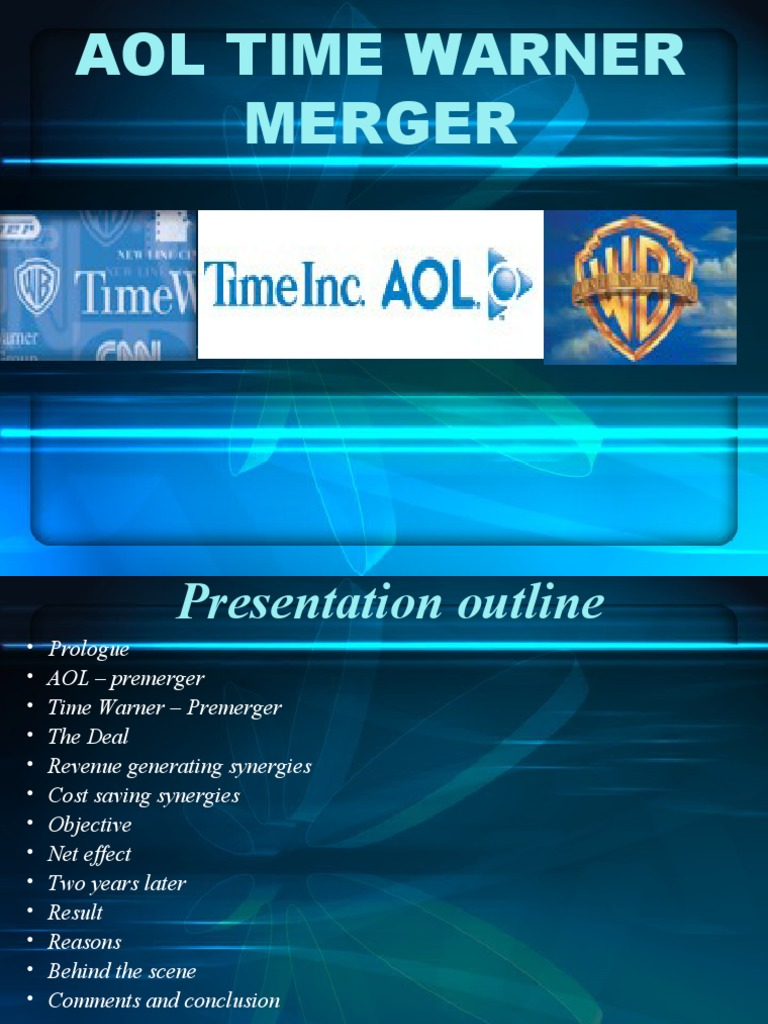"""exploring the digital age in regards to aol and time warners merger Aol - time warner merger and its failure digital age darling america online forged a very different path to """"making a merger work: aol time warner"""" http."""