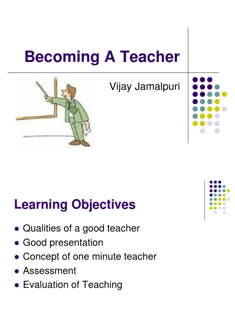 qualities of a teacher Qualities of a good teacher prof dr a r saleemi dean faculty of chemical, met & min engg university of engineering & technology, lahore.