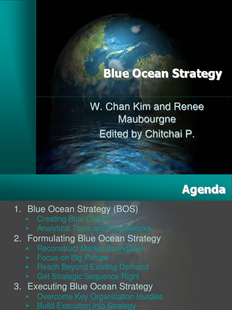 mkt421 week 4 blue ocean strategy Mkt 421 entire course $1400 word paper that describes the importance of blue ocean strategy and identifies a product or mkt 421 week 4 team strategy and.