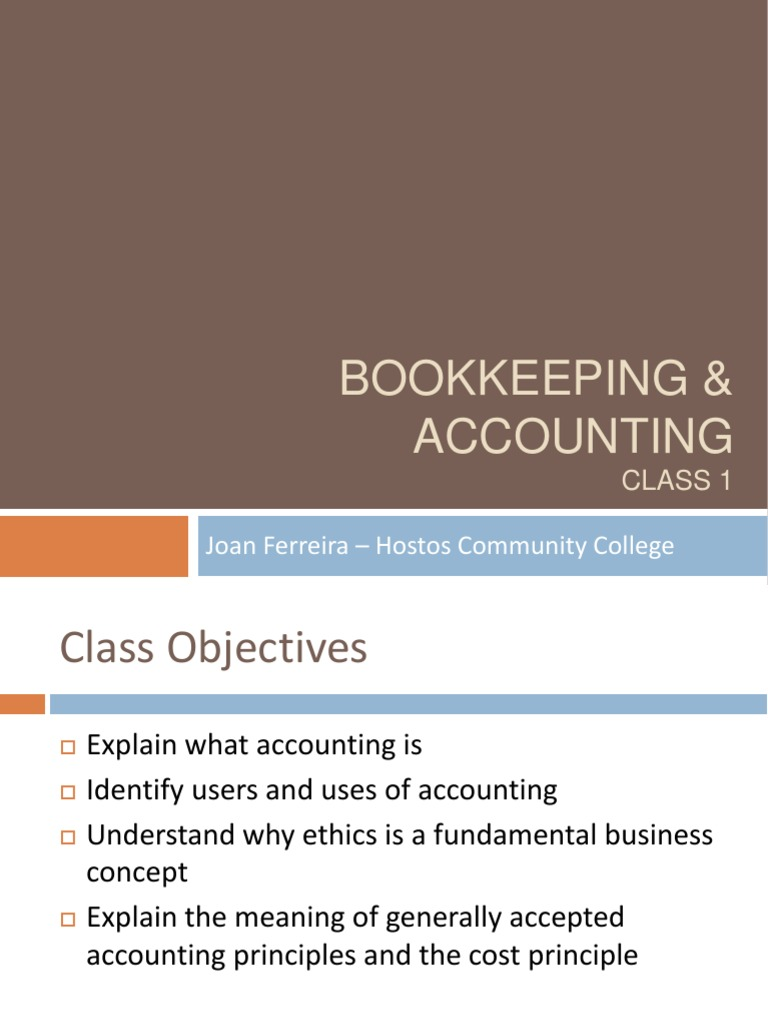 intermediate financial accounting generally accepted accounting This course examines the conceptual framework of accounting, including cash versus accrual accounting, the income statement and balance sheet, the time value of money, revenue recognition, statement of cash flows, and full disclosure issues.