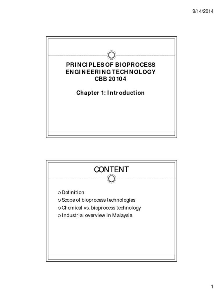 bioprocess technology ppt