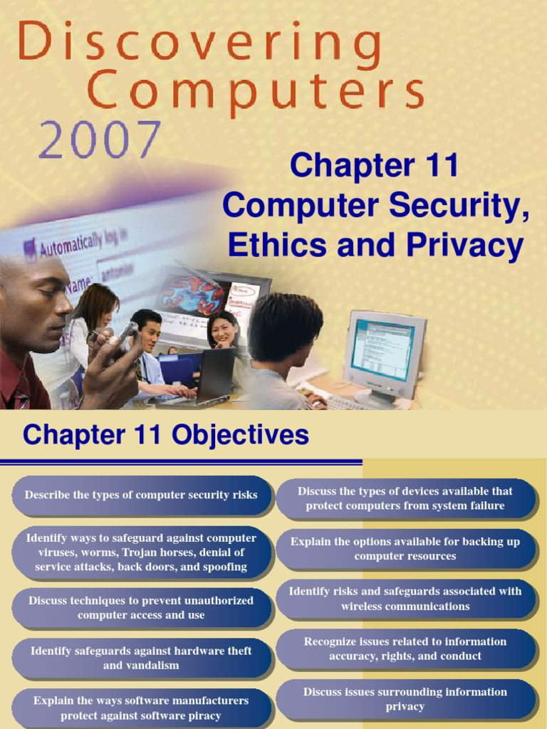 computer security and privacy essay 5 security center, the official evaluator for the defense department, maintains an evaluated products list of commercial systems that it has rated according to the criteria the criteria is a technical document that defines many computer security concepts and.