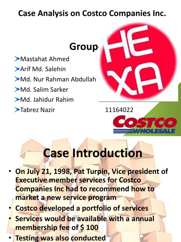 economics case study on costco 2010 In this case costco's rnoa, is calculated by: net operating profit after taxes (nopat)/average net operating assets (noa), which for 2015 was 2 in addition to the operating efficiency needed for economies of scale, the supply chain efficiencies generate additional cost savings as sales volume.