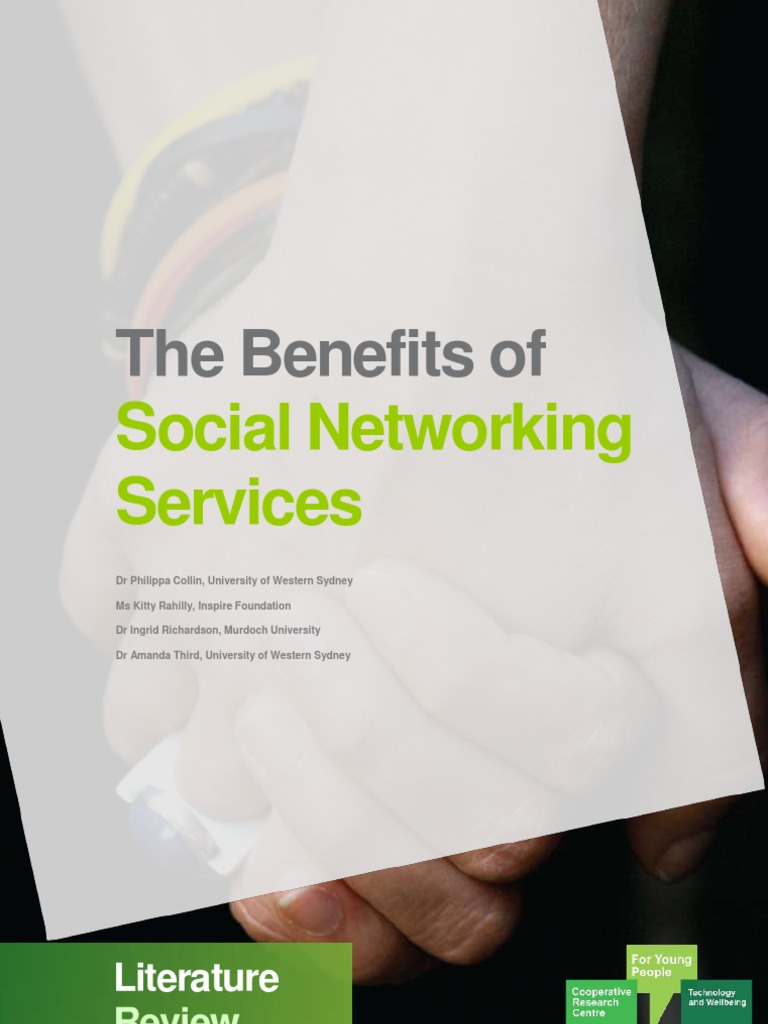 do the benefits of social networking outweigh Internet marketing enables you to take advantage of the growing importance of social media an article on the harvard business school executive education website highlighted the link between.