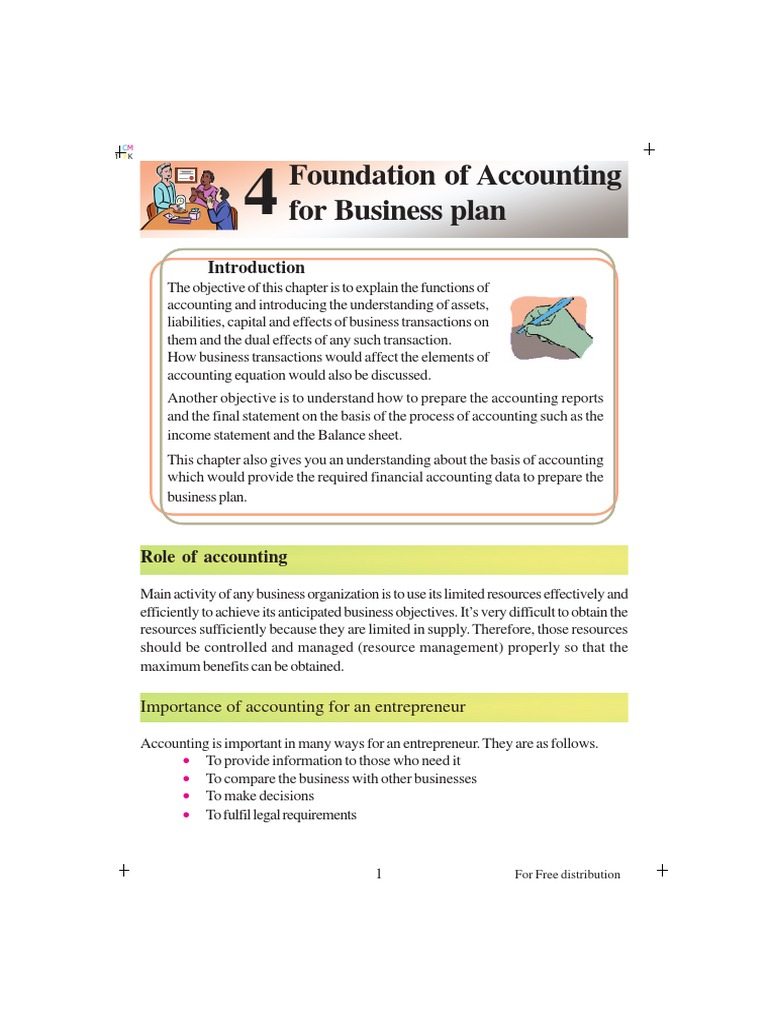 introduction to accounting for entrepreneurs Includes helpful information on filing taxes, support for entrepreneurs and practical accounting resources introduction to accounting:.