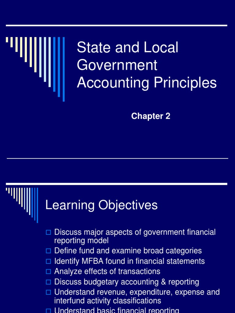 Download Chapter 9- Accounting for Governmental and Nonprofit