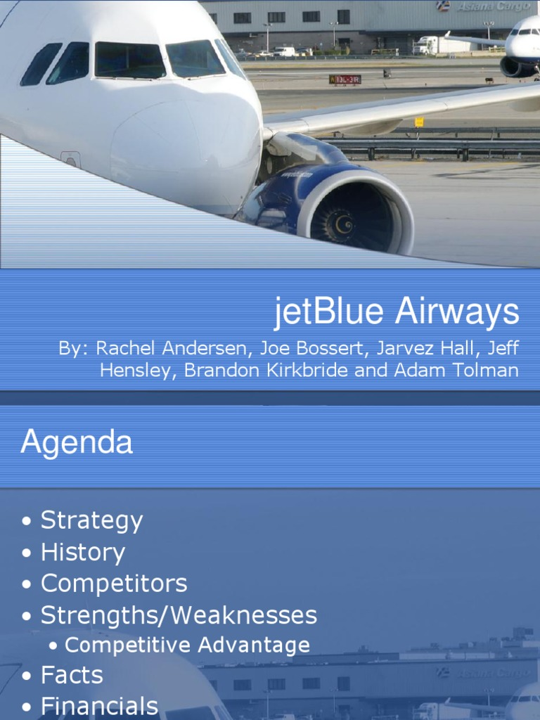 jet blue airways case study