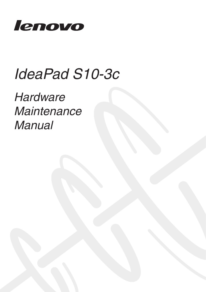 Download Lenovo G470 G475 Hardware Maintenance - DocShare tips