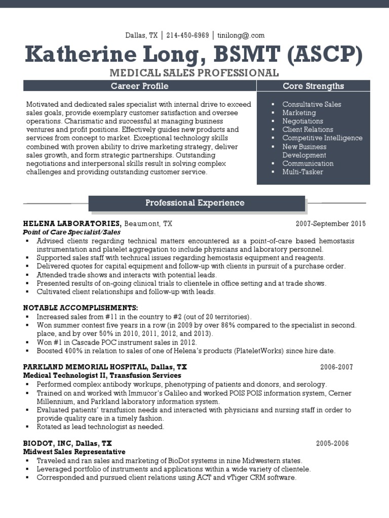 Download Inside Sales Account Manager In Dallas Ft Worth TX Resume - Biodot Net Developer Cover Letter