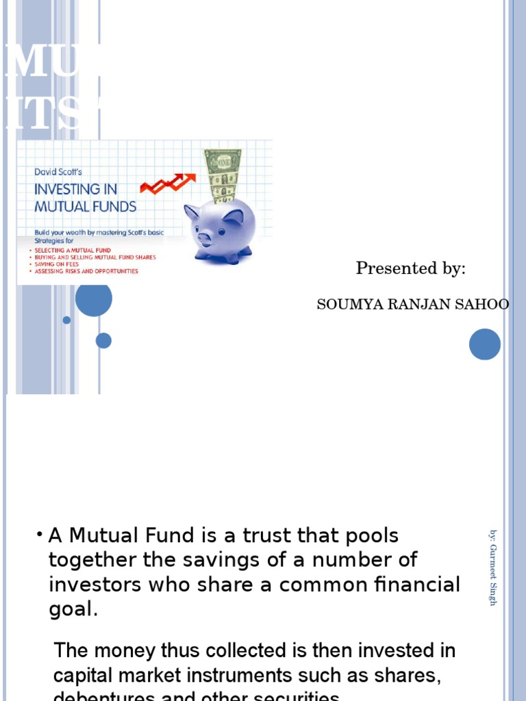 selling mutual funds