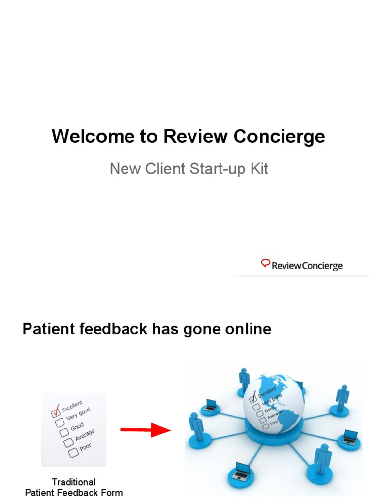 wellcome review