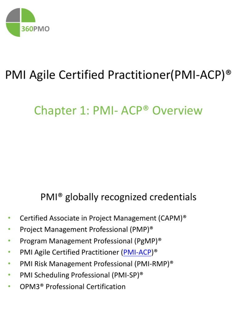 Download inside the pmi acp exam slides 1 docshare pmi acp certifcation overview 1betcityfo Images