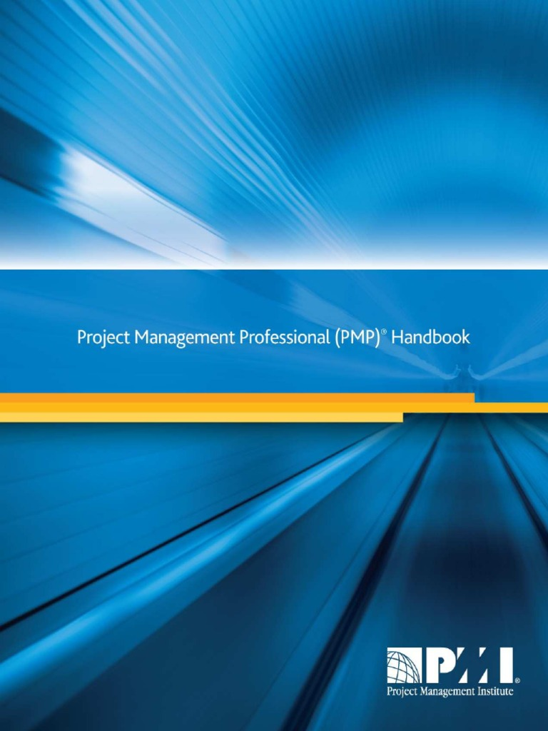 Download 24858698 project management professional exam pmp project management professional pmp handbook letter xflitez Gallery