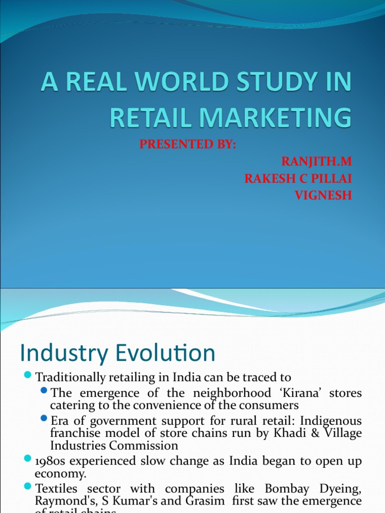 a study of multi channel retailing marketing essay Quizlet provides principles of marketing chapter 12 retail computer systems that collect sales data and a marketing channel that has no intermediary.