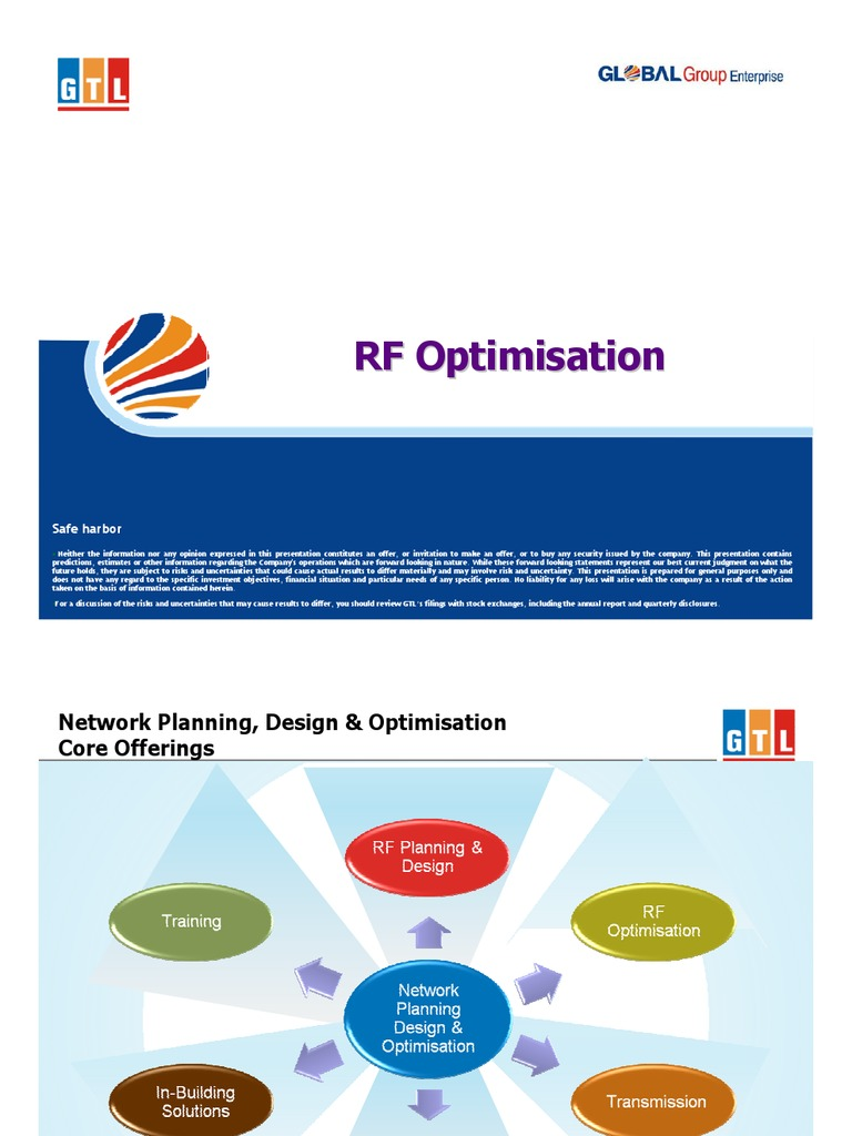 rf optimization Reducing handover failure rate by rf optimization abstract: rf optimization is a very critical set of activities in the life cycle of any gsm wireless network.