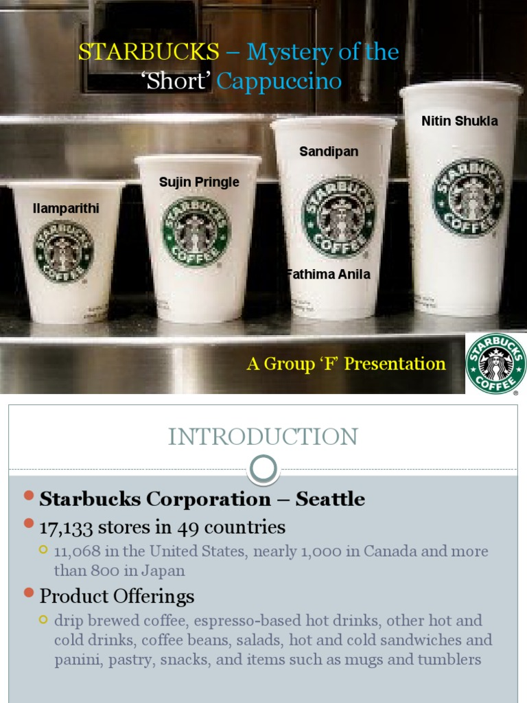 starbucks in india case study