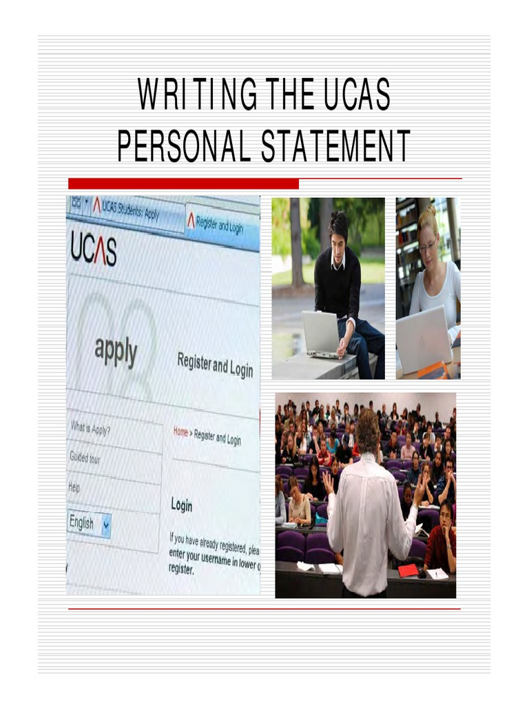 Download Anatomy of a Personal Statement - DocShare.tips