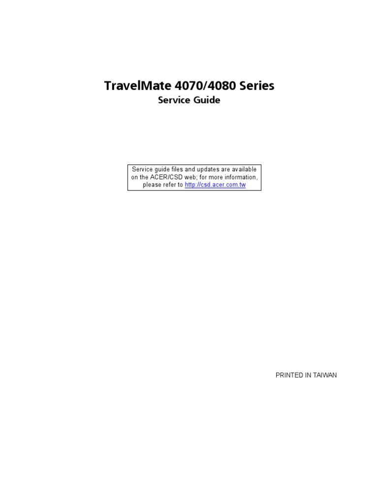 download acer travelmate 650 series service guide docshare tips rh docshare tips TravelMate Suitcase Smart TravelMate Suitcase Smart