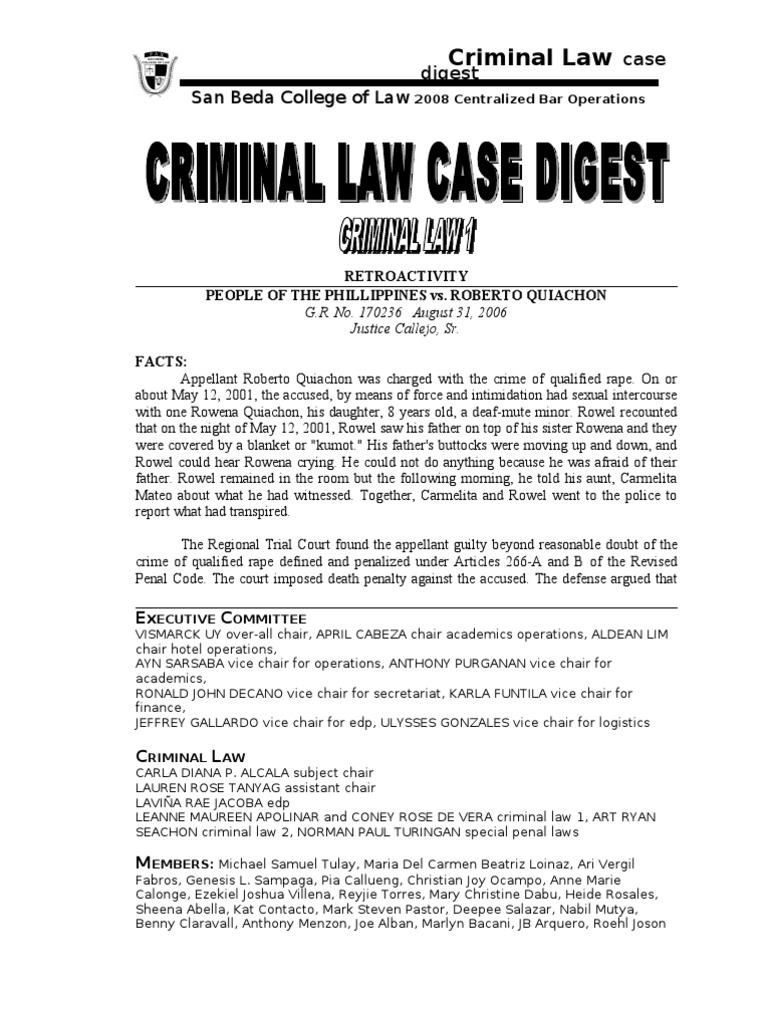 civil law case digest 2016