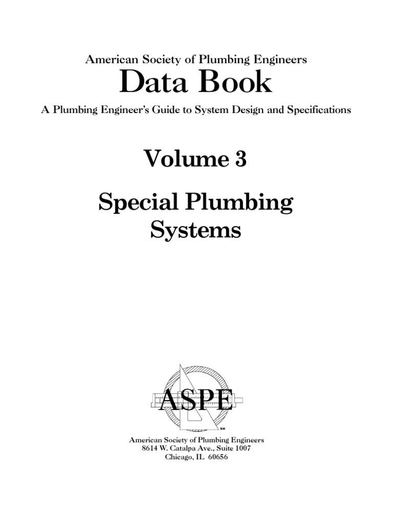 Plumbing design handbook pdf