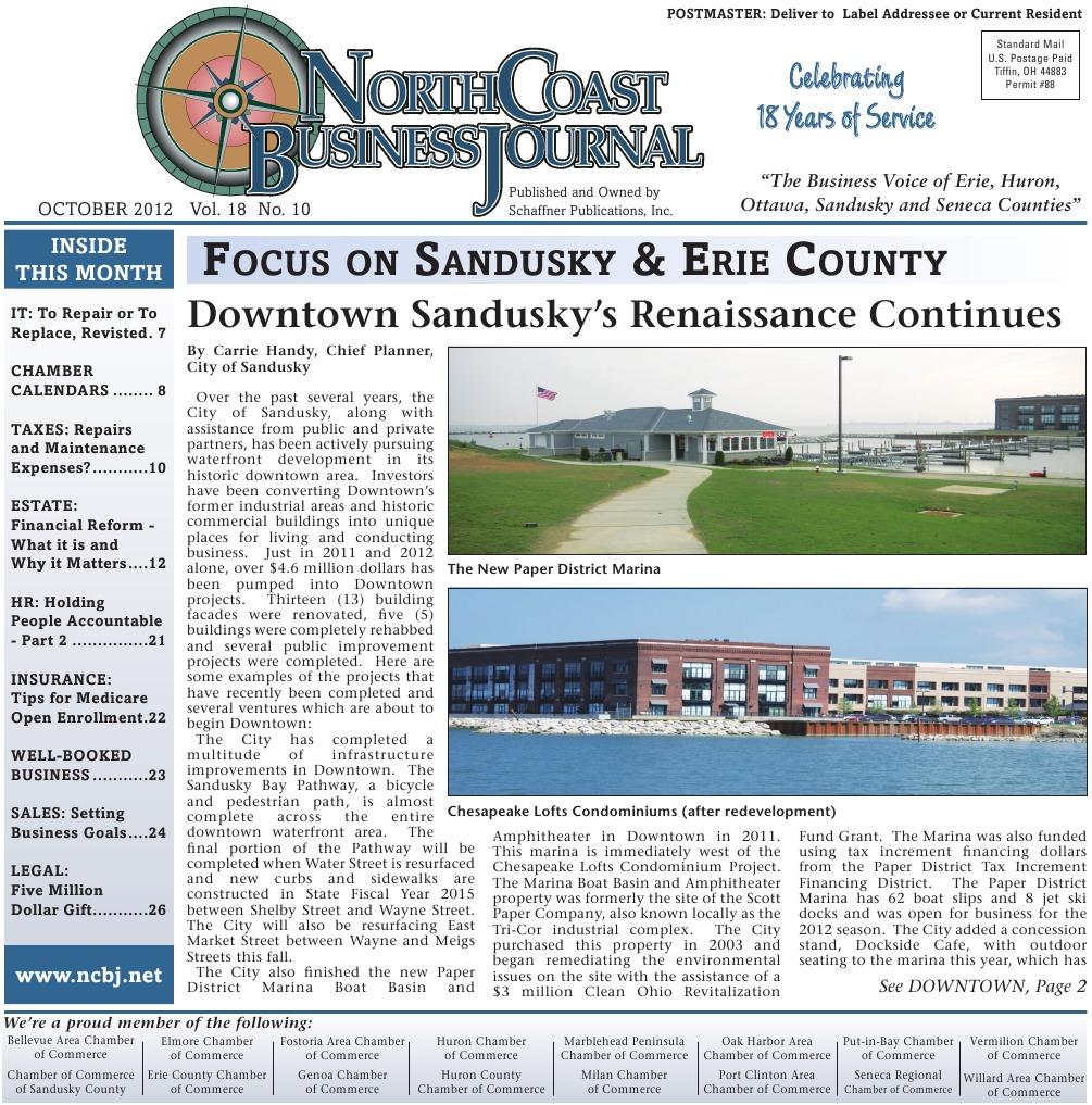 North Coast Journal Graphic Design