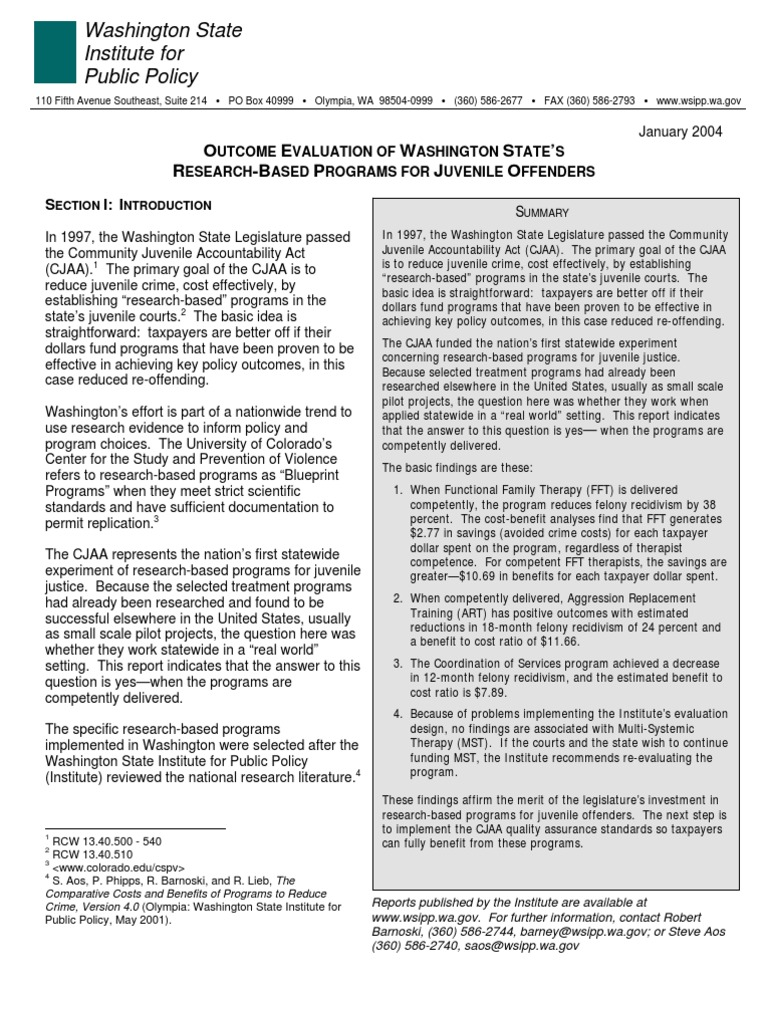 investigating probation strategies with juvenile offenders Current juvenile probation values in the balanced investigating probation strategies with juvenile probation officers, journal of offender.