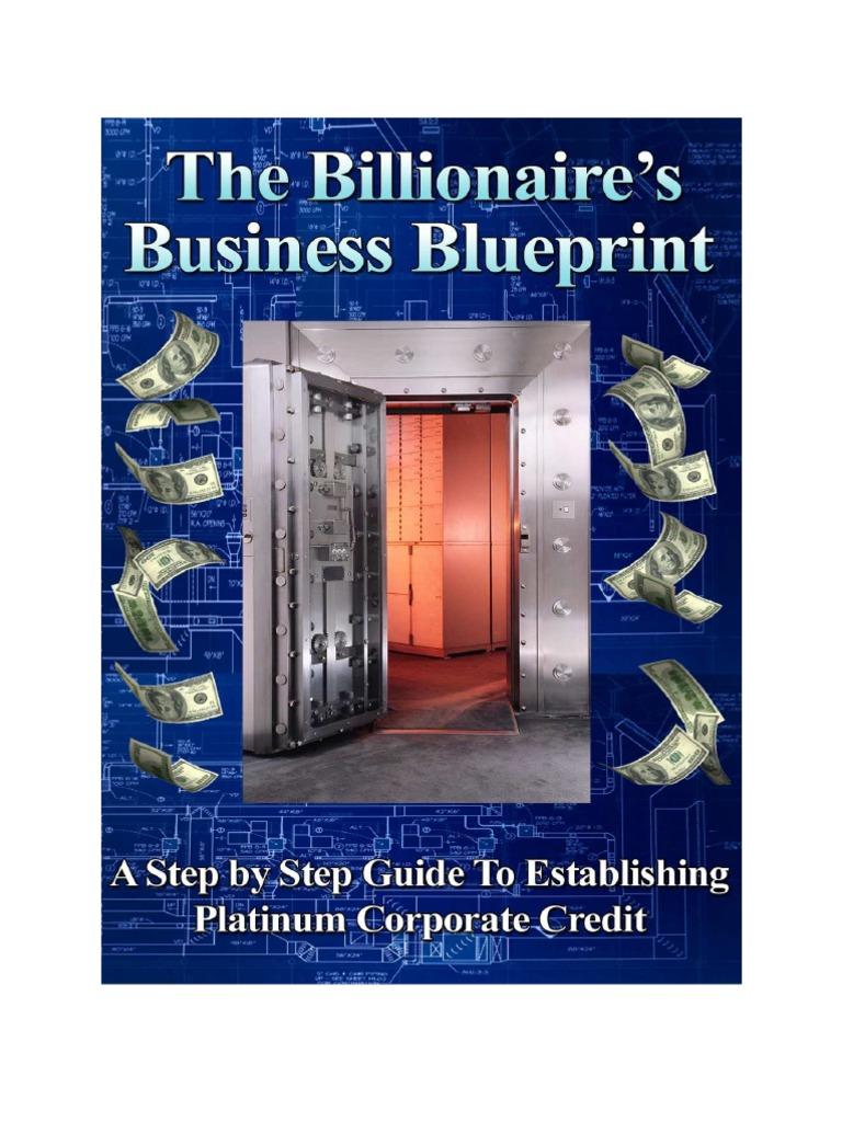 Download the billionaires business blueprint docshare the billionaires business blueprint malvernweather Gallery