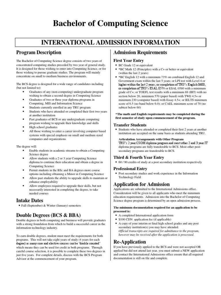 computer science graduate application essay Top graduate schools in computer science will expect you to score 800 on the quantitative section even if you get an 800, you are only in the 92 percentile for quantitative, so a 740 doesn't good very good at the best schools.