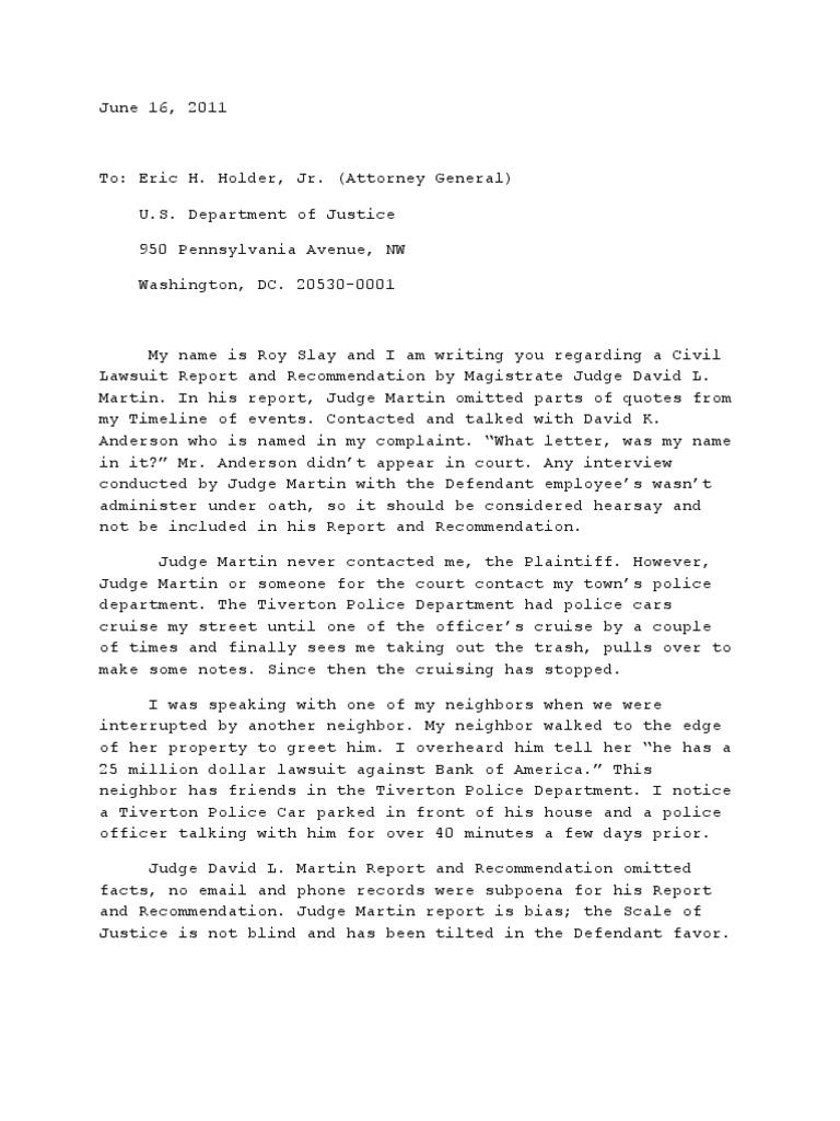 Download sample proffer letter from us attorney docshare us attorney general eric holder letter spiritdancerdesigns Gallery