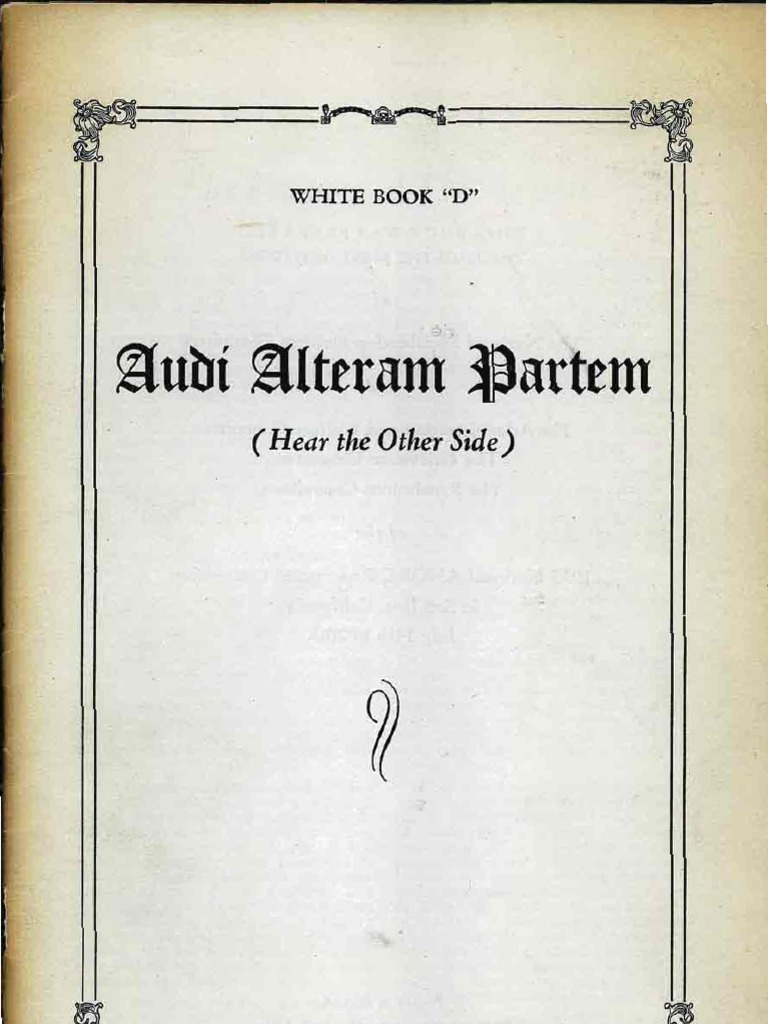 AMORC - White Book D - DocShare tips