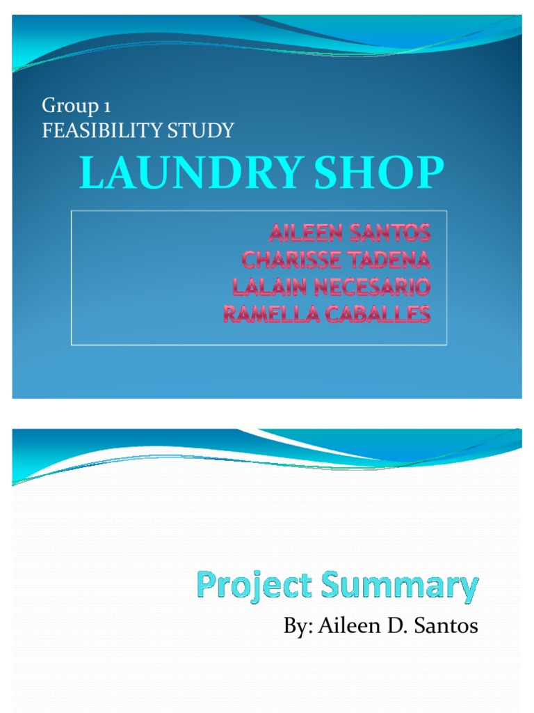 sample business plan in laundry shop Feasibility studies: laundry shop such as extending a detergent store near the laundry shop the business will still be marketing plan.