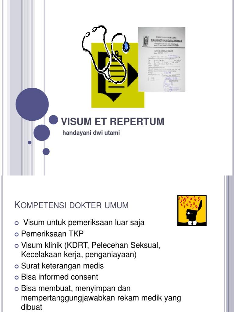 Visum Et Repertum Docsharetips