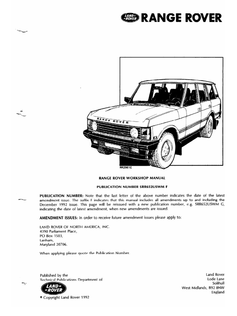 An introduction to the creative essay on the topic of range rover