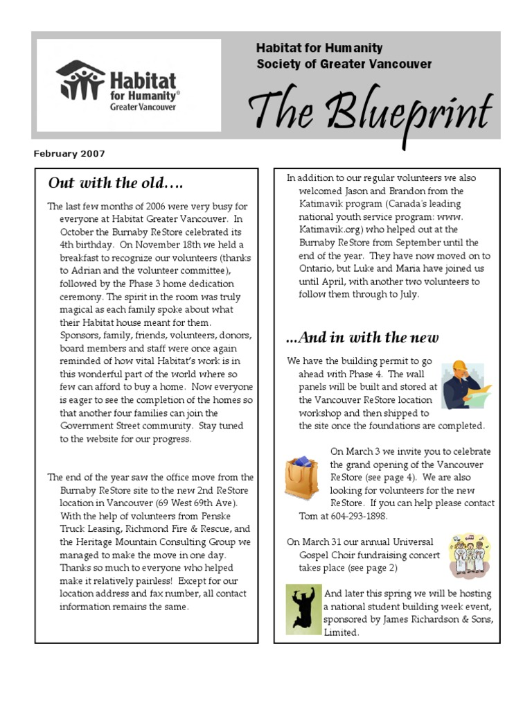 Download the blueprint decoded notes docshare the blueprint february 2007 malvernweather Image collections
