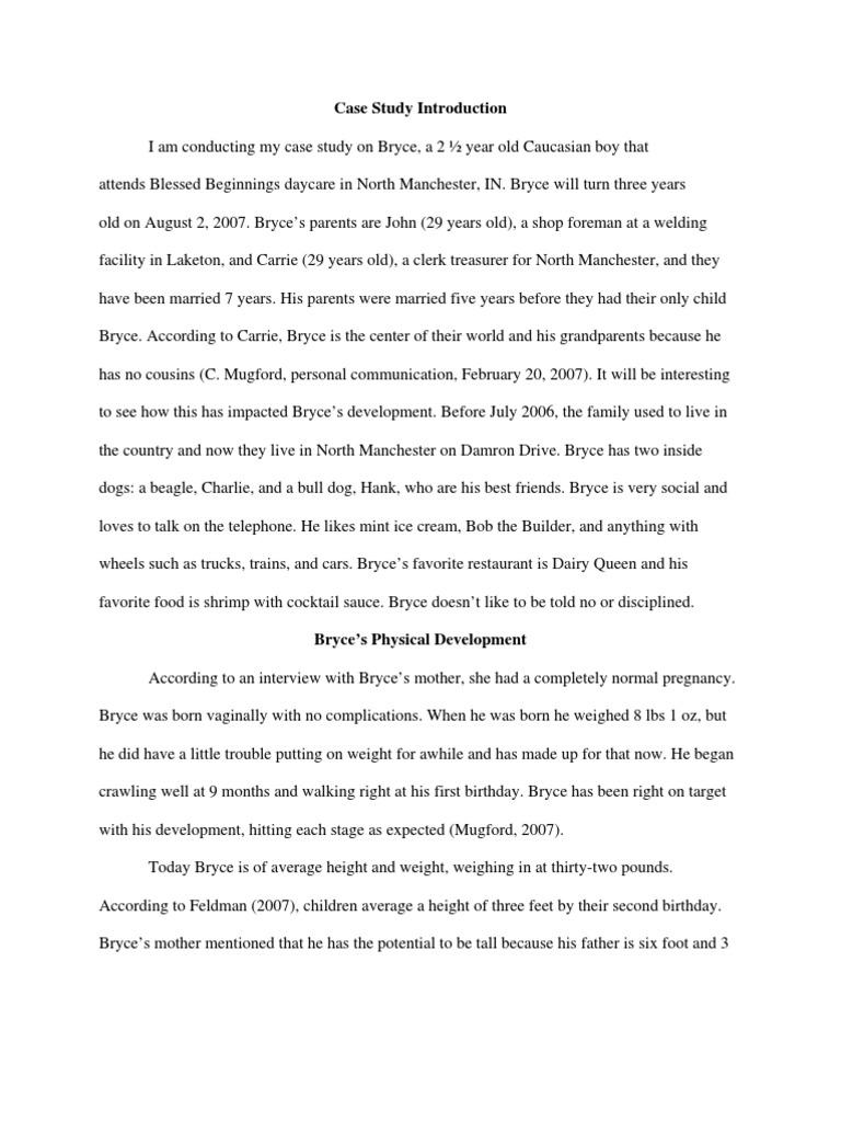 Child idol essay