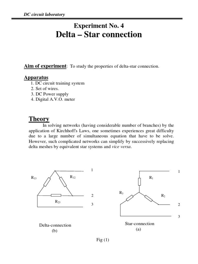 Download Star Delta Starter Wiring Diagram Pdf Together With On Pin Connectionpdf