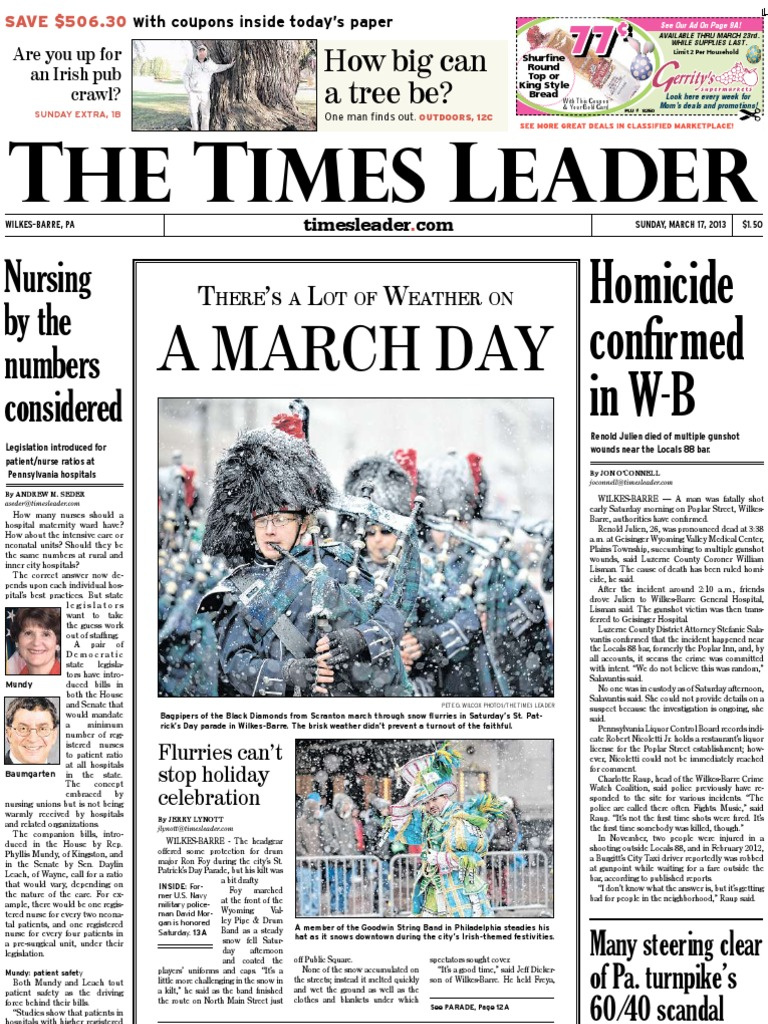 Times Leader 03-17-2013 - DocShare tips