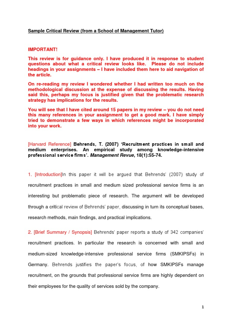 English Example Essay  Essay On Business also English Debate Essay Human Resource Management Sample Essay  Docsharetips High School Essay Examples
