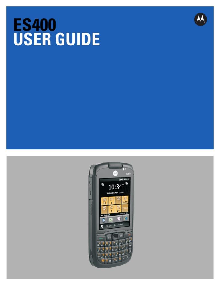 manual es400 motorola docshare tips rh docshare tips Motorola MC3000 Motorola Products