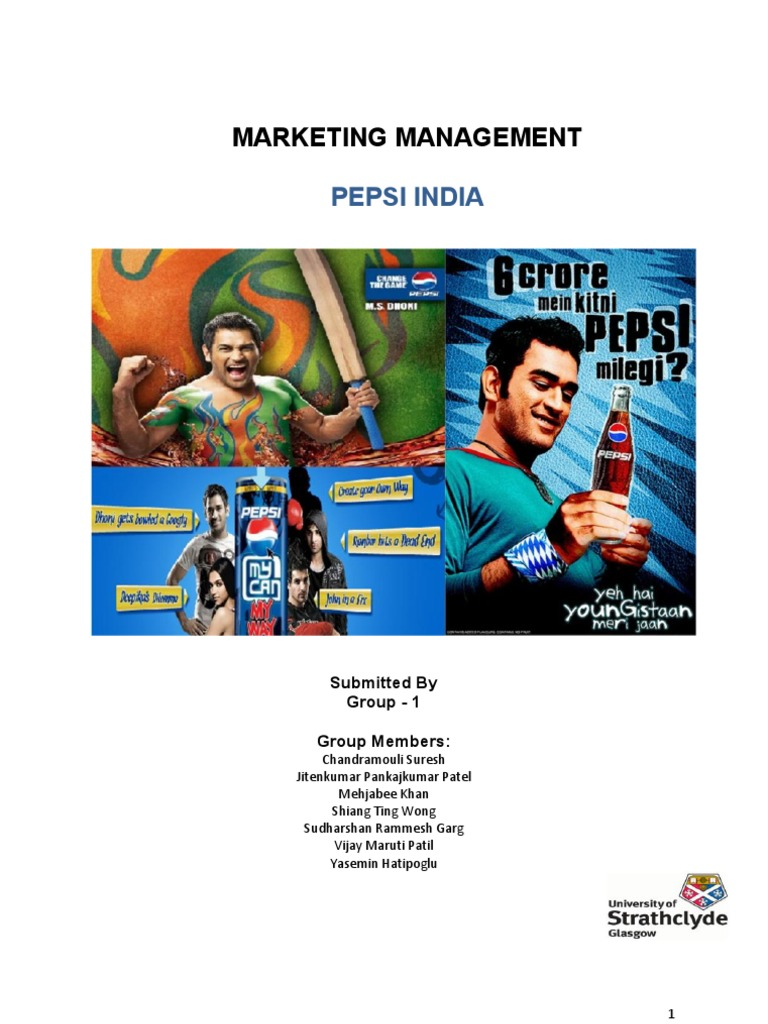 the mission and marketing stratehies of pepsi cola Coca-cola and pepsi are depending on 'the marketing trick of the century' to save business.
