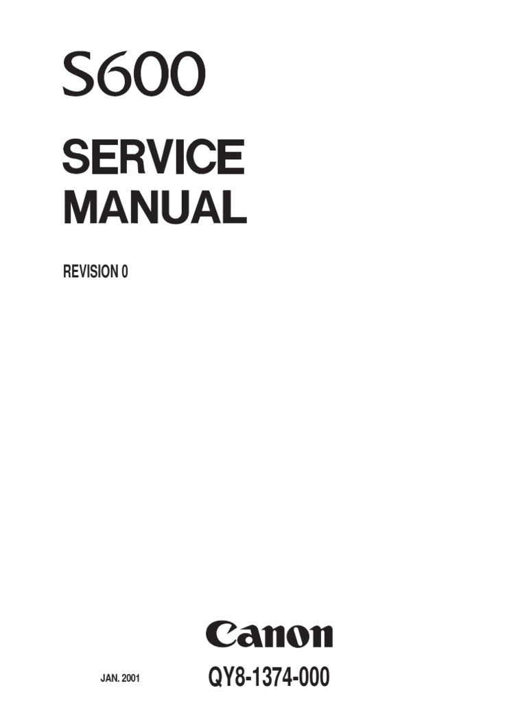 download service manual printer canon s600 docshare tips rh docshare tips canon mp250 service manual canon pixma mp 250 owners manual