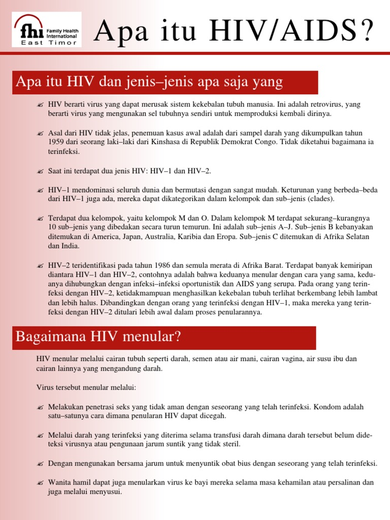 hiv aids notes Hiv is a virus that damages the immune system hiv is a lifelong condition, and without treatment, a person with hiv can develop aids, which makes the immune system too weak to fight off disease and infection.