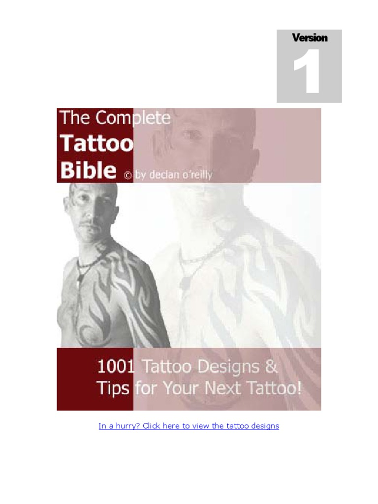 Bible book tattoo designs