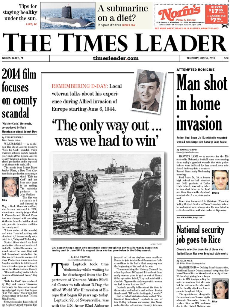 Times Leader 06-06-2013 - DocShare.tips b5c12c126