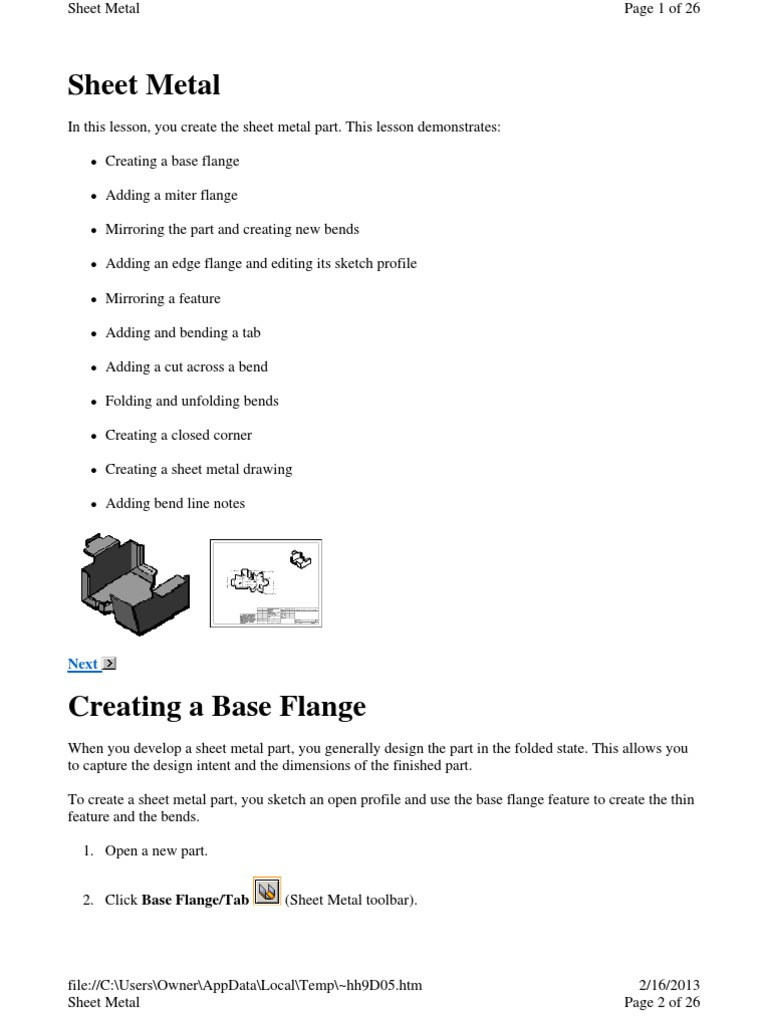 Download steps sheet metal repair docshare sheet metal tutorial baditri Image collections