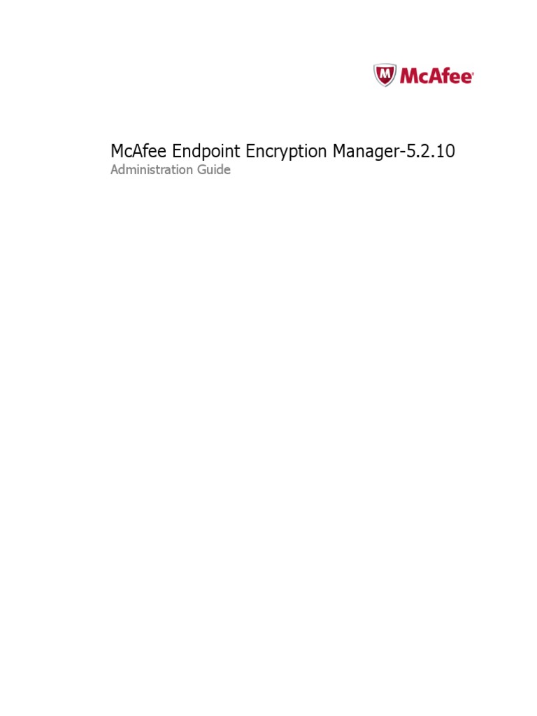 Endpoint mcafeeeem5210 admin guide docshare endpoint mcafeeeem5210 admin guide docshare 1betcityfo Gallery