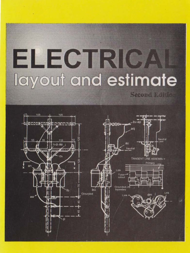 download fajardo max jr electrical layout and estimate 2nd rh docshare tips Basic Electrical Wiring Diagrams Electrical Wiring Books